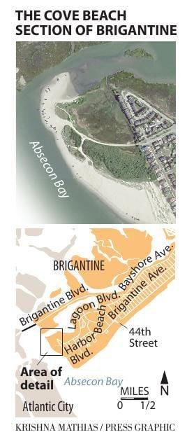 The Cove Brigantine