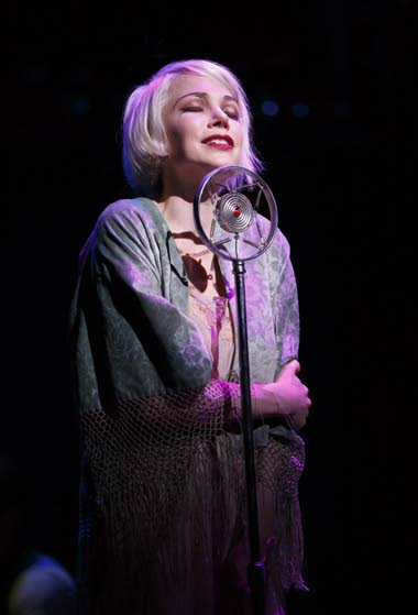 Theater: 'Cabaret' debut evokes simpler time for Williams