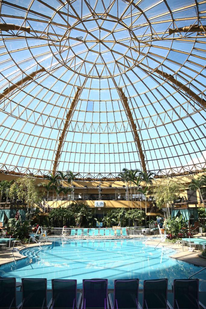 Harrah's NEW Pool