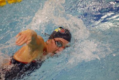 Ocean City grad Ryann Styer a key contributor to unbeaten Drexel swim team