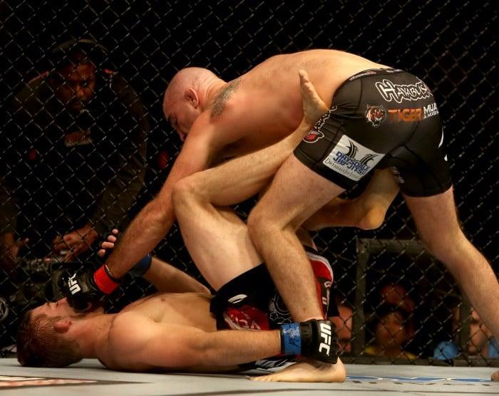 UFC at Revel