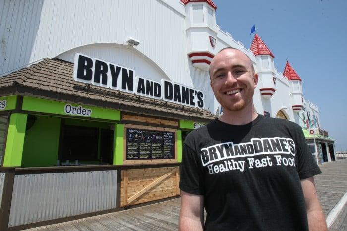 Bryn and Dane's