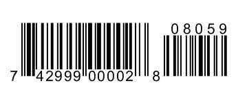 Aug 5 barcode