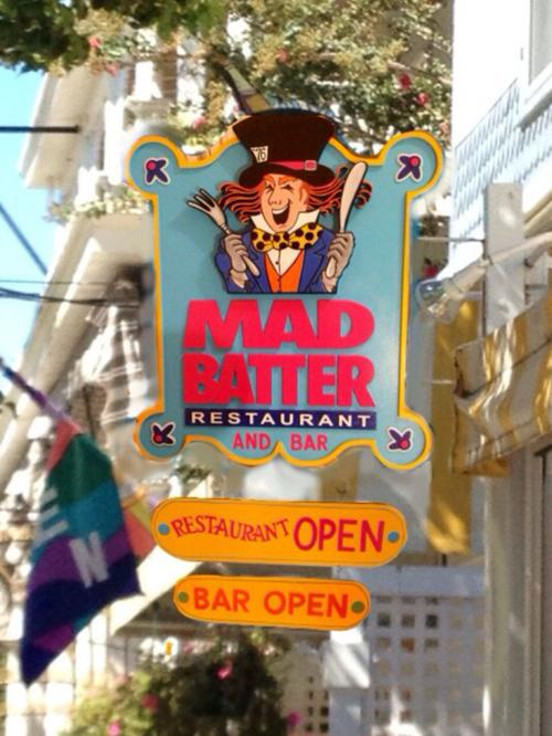 The Mad Batter