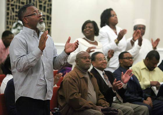 Second Baptist Church in A.C. marks 19th pastoral anniversary of Rev. Days