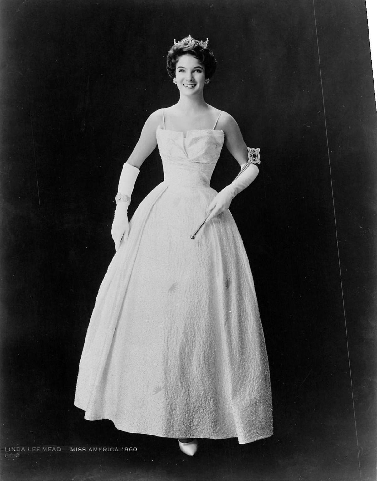 Look back at Miss America 1960