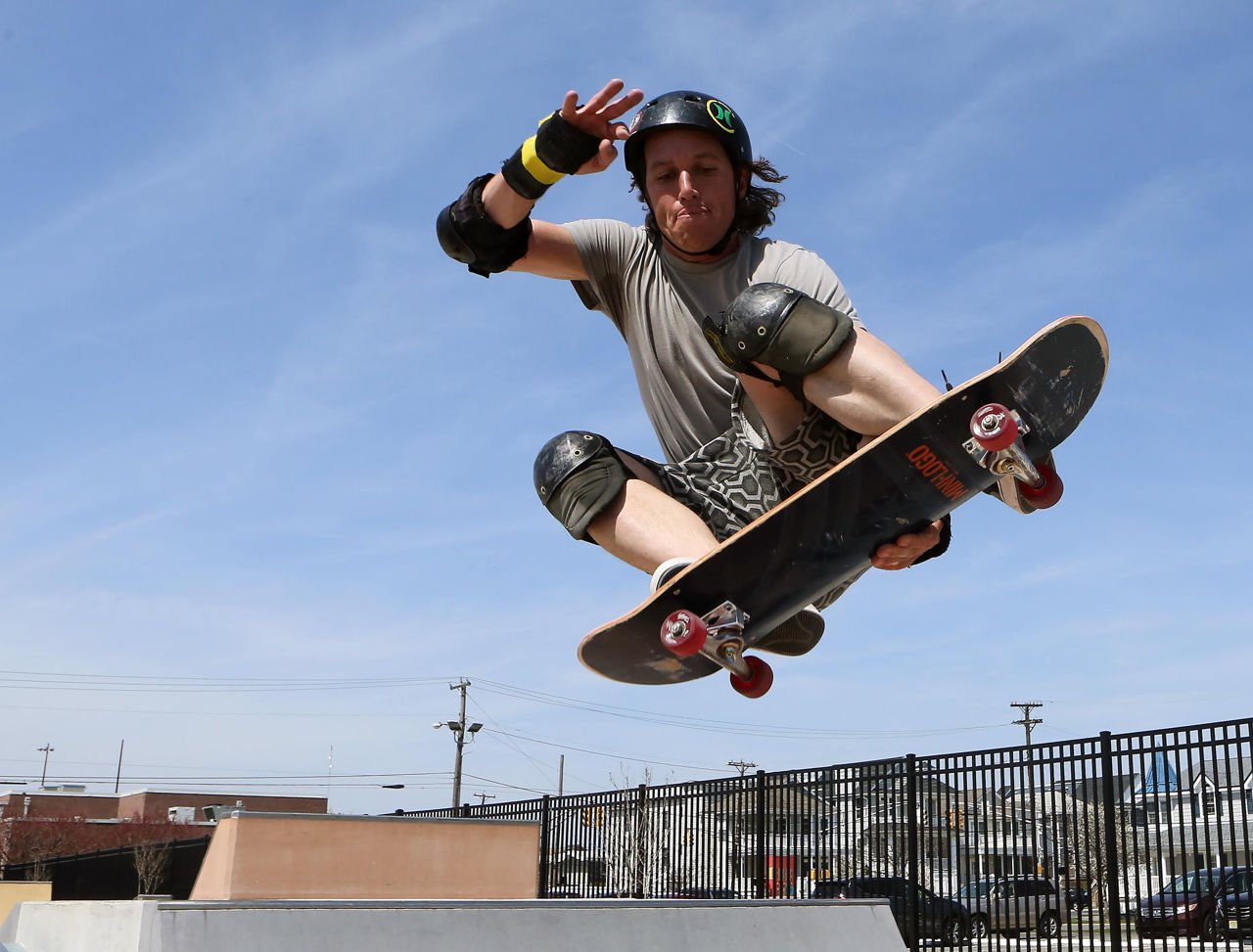 Middle Age Skateboarders For South Jersey skateboarders