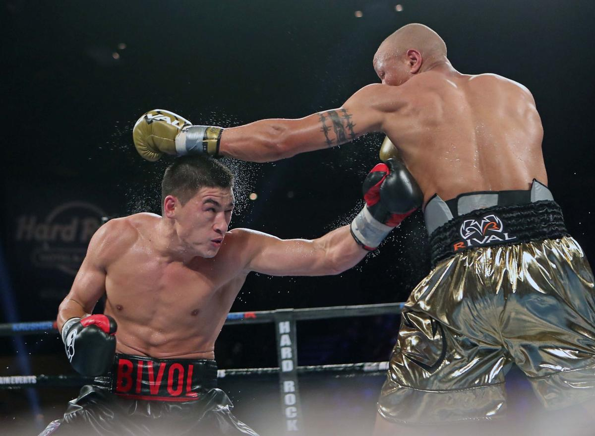 Undercards Fights at Hard Rock Casino