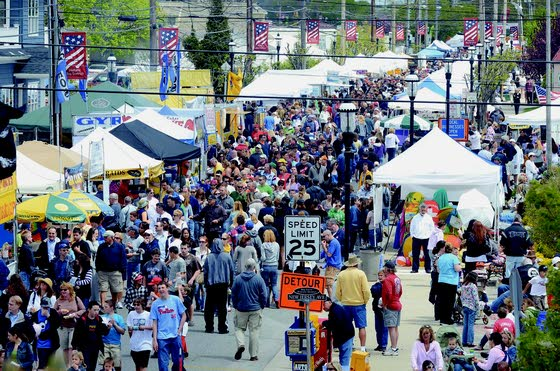 Bayfest Welcomes SummerFestival celebrates its 25th year in Somers Point