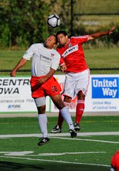 Ocean City Barons' finest season ends with quarterfinal loss to Chicago Fire in Iowa