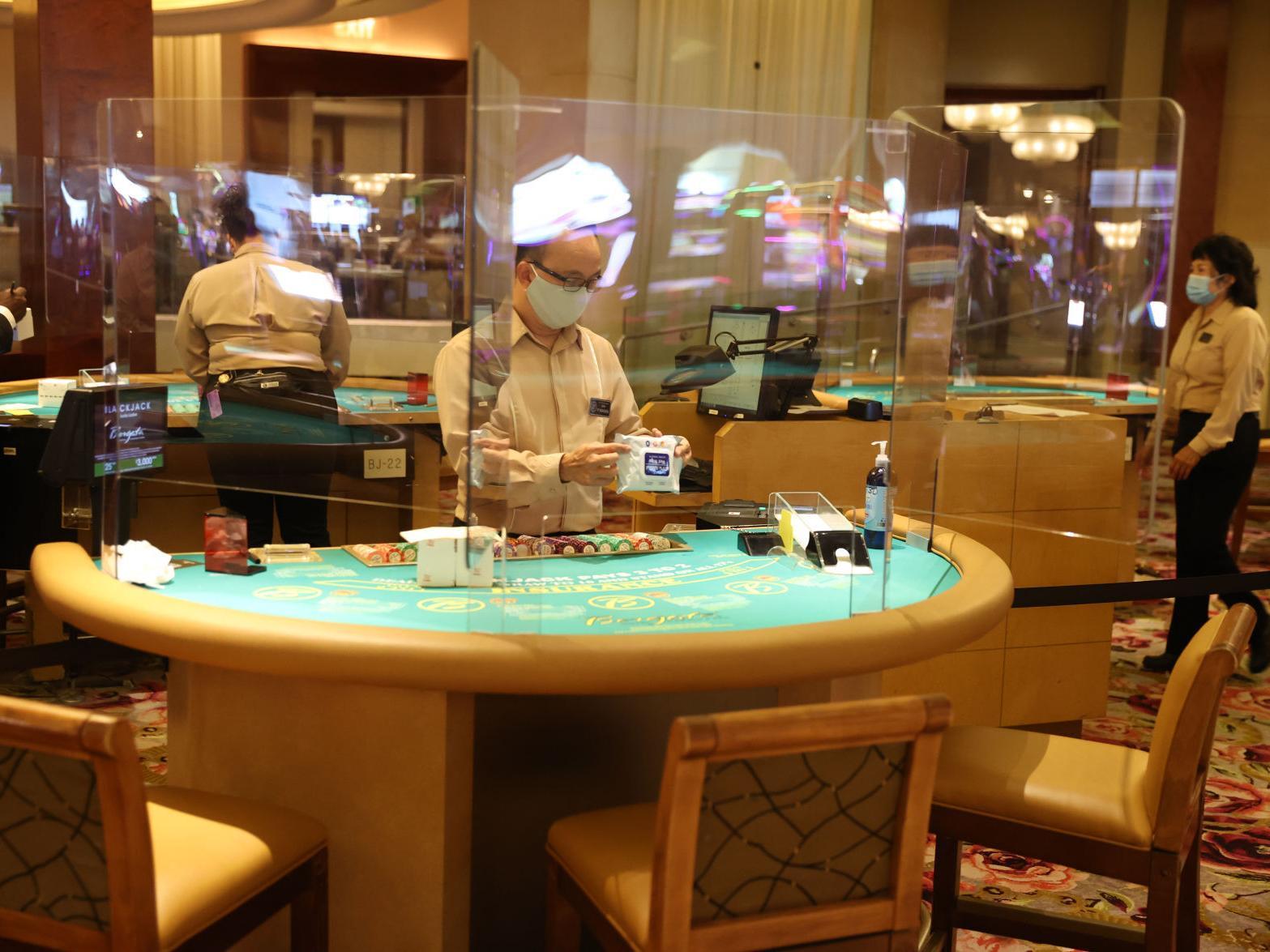 Borgata Is Back Last Atlantic City Casino To Reopen Casinos