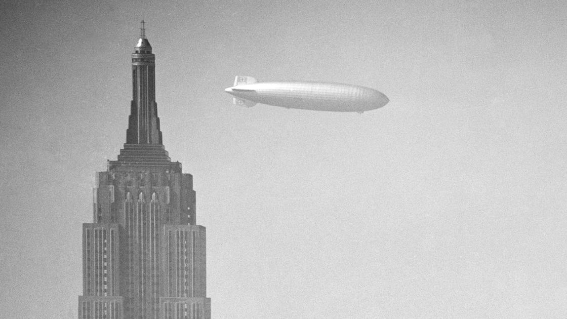 Photos: As new observatory opens, a look at the Empire State Building through the years