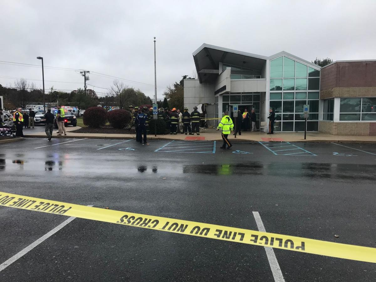 20 Injured After Car Crashes Into Social Security Office In Eht News Pressofatlanticcity