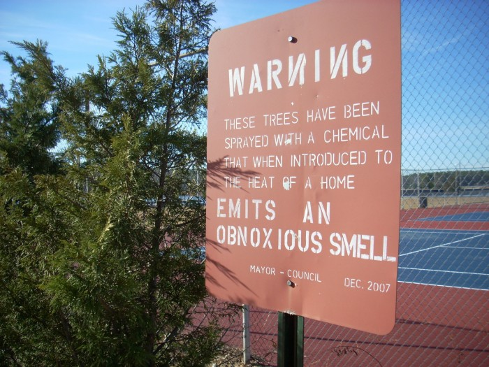 Smelly Trees