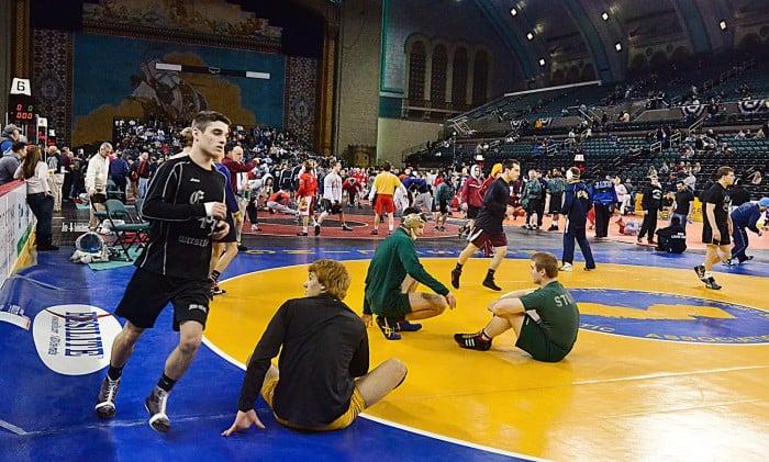 friday state wrestling