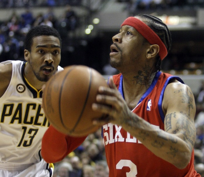 Luther Head, Allen Iverson