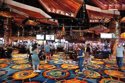 Ocean Casino Julydge