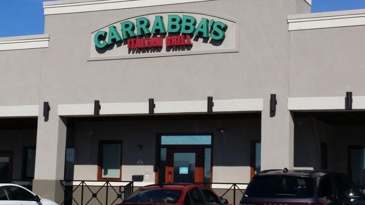 Carrabba's closed