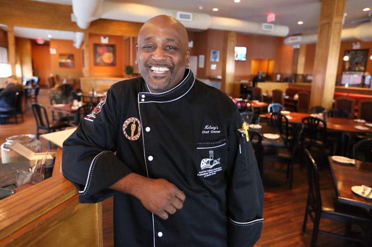 Kelsey Jackson, owner of Kelsey's Supper Club in AC