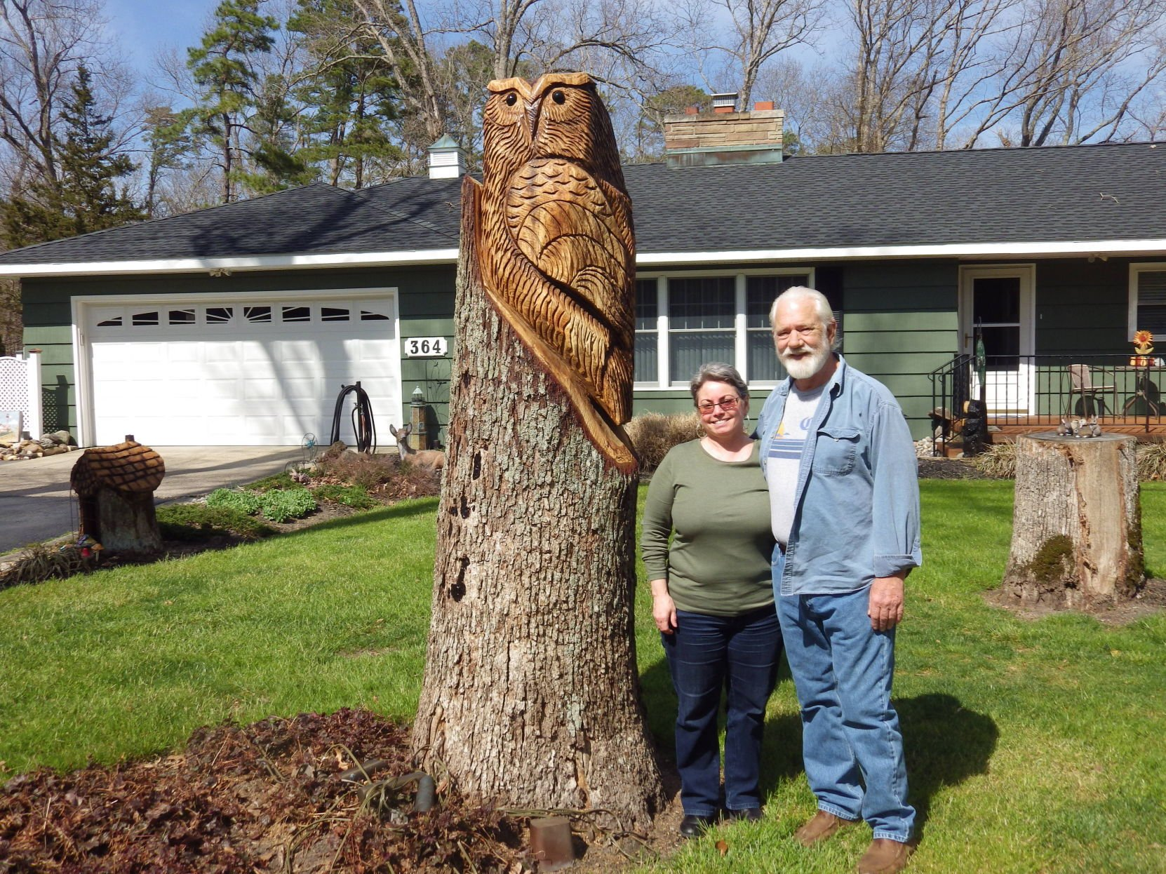 Chainsaw carving nottingham home facebook