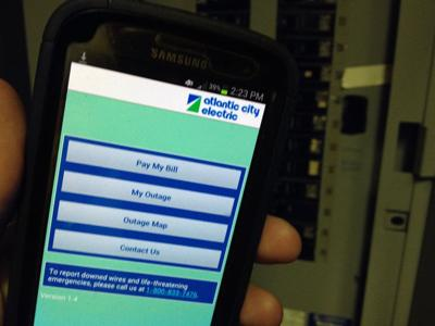 Atlantic City Electric Has An App To Help When Power Is Out