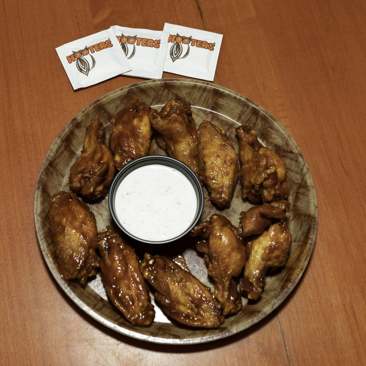 Wing wars IV Hooters