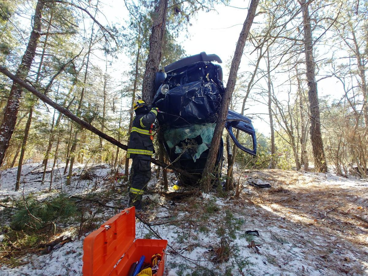 EHT car accident