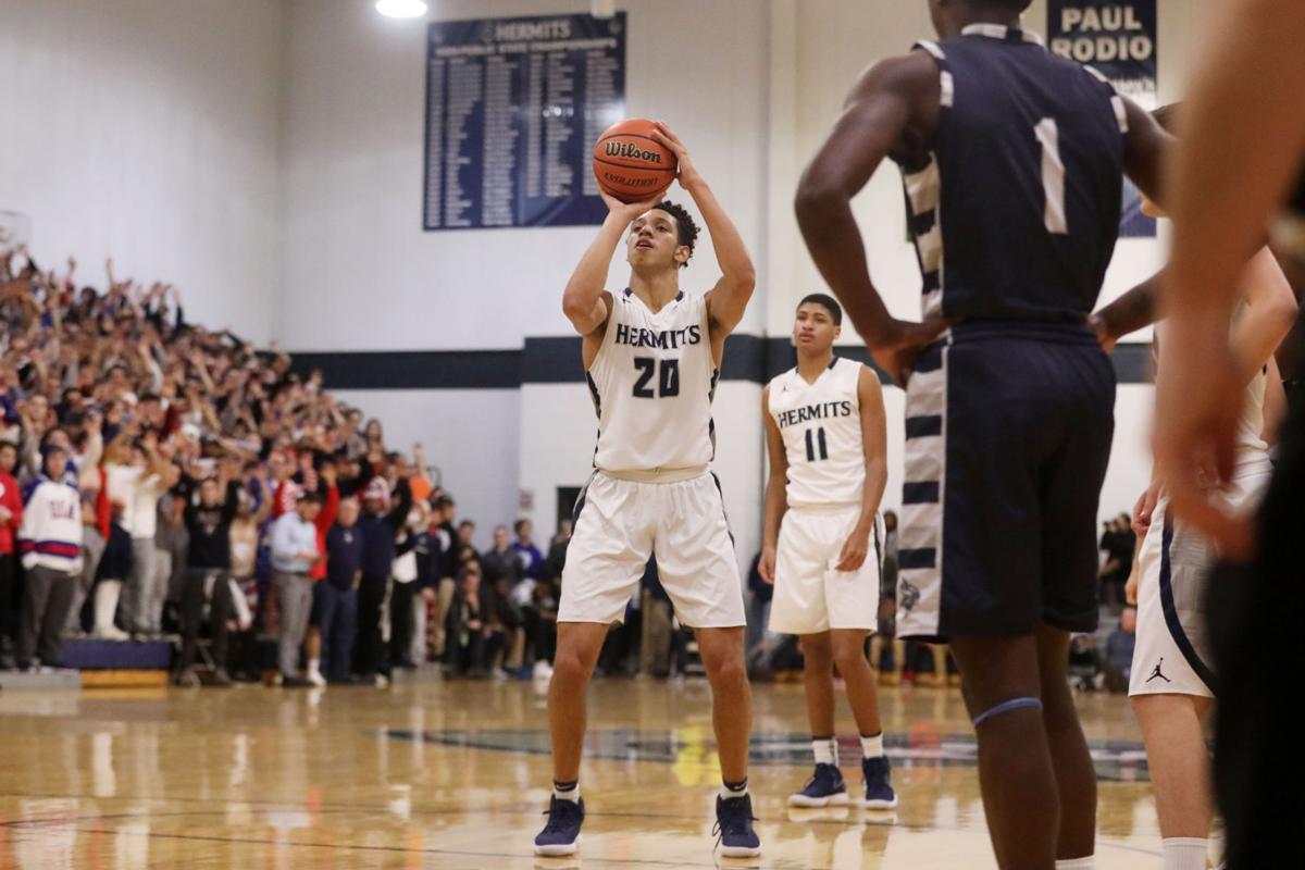 Atlantic City at St. Augustine boys basketball