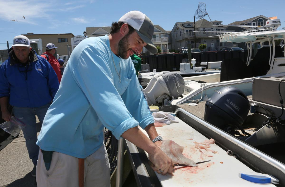 How to filet a flounder