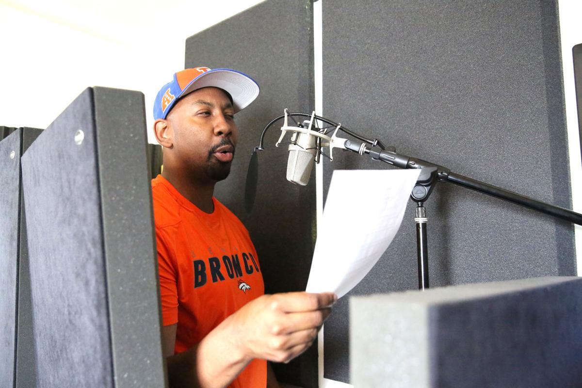 NFL Voiceover