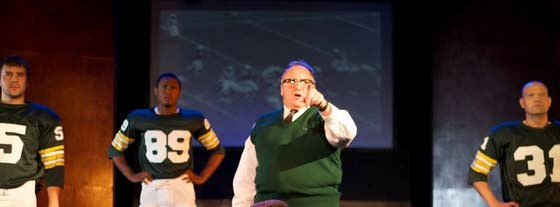 'Lombardi' on stage and lots of other things to enjoy At The Shore Today