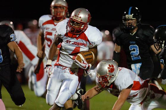 No. 6 St. Joseph gives Lower its first setback