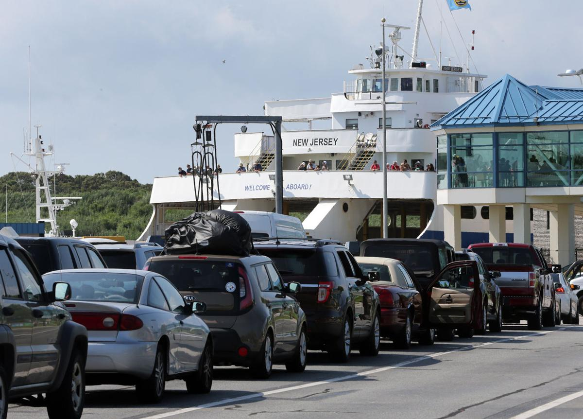 Delaware Bay ferry resumes normal schedule after boat