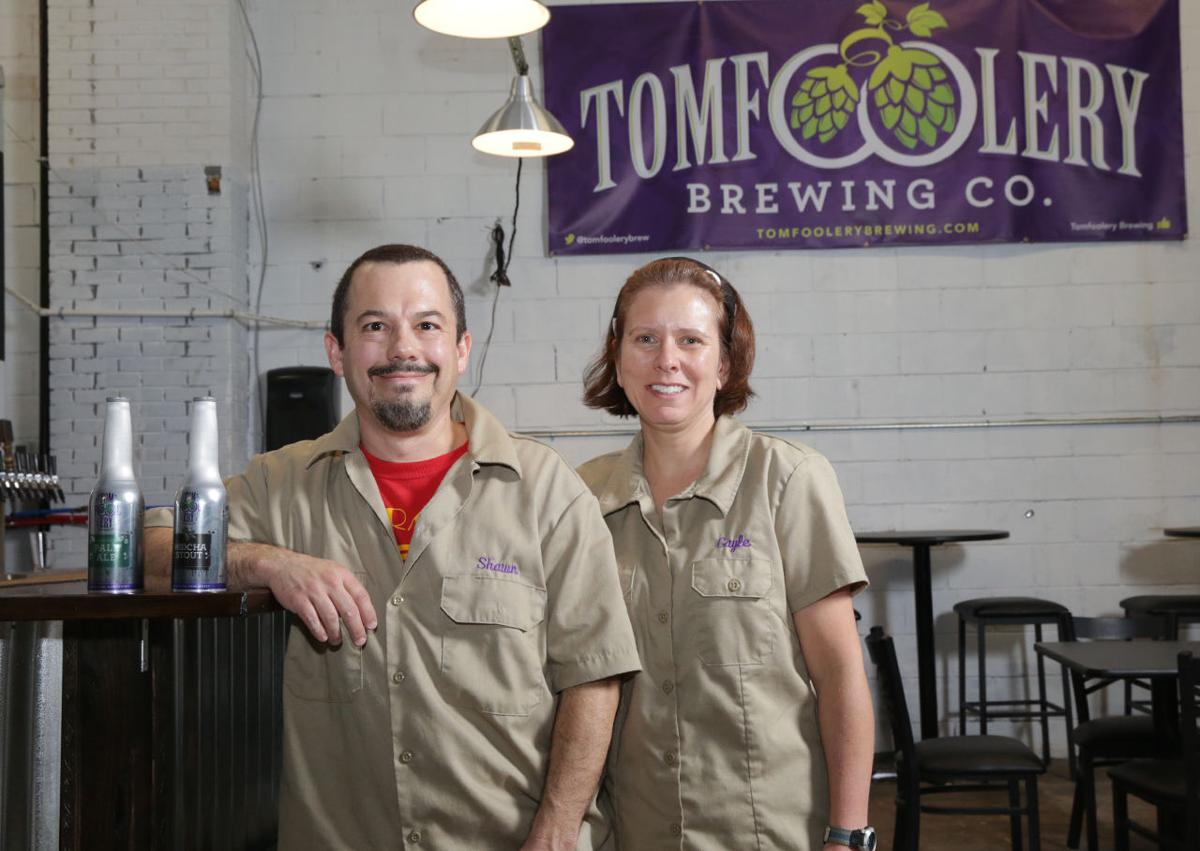TOMFOOLERY BREWERY