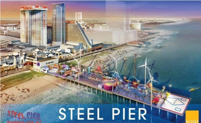 Steel Pier Wants To Add Windmills For Power Tourist Draw Top Stories Pressofatlanticcity Com