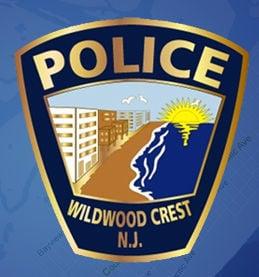 Wildwood Crest Police Shield