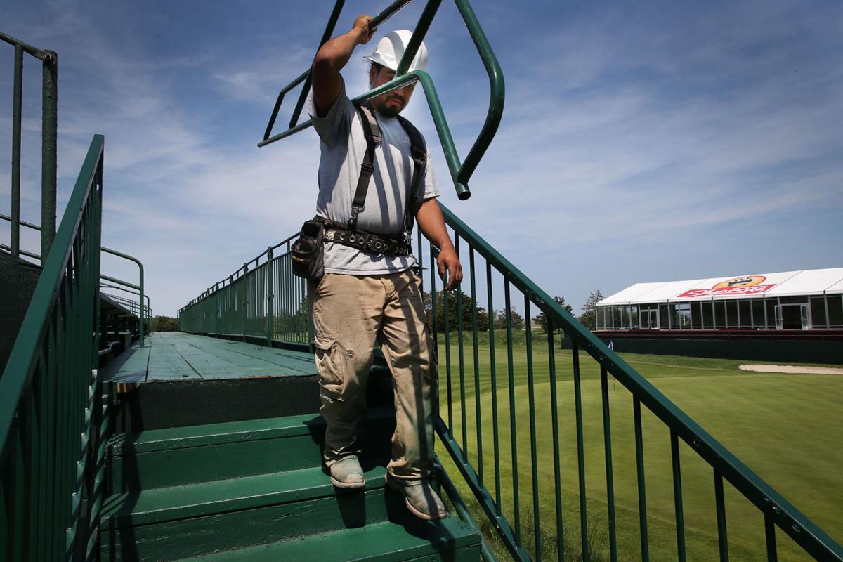 Behind the LPGA scenes