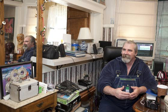 Nature inspires Linwood man to sing, record despite bout with throat cancer