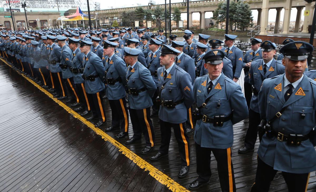 Trooper Williams Funeral