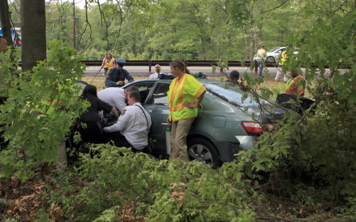 Accident On Garden State Parkway In Galloway Township Breaking News