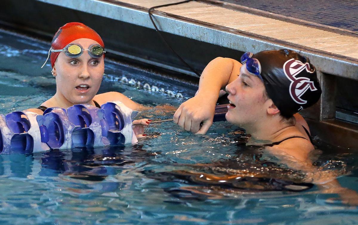 Girls Swim Meet of Champions
