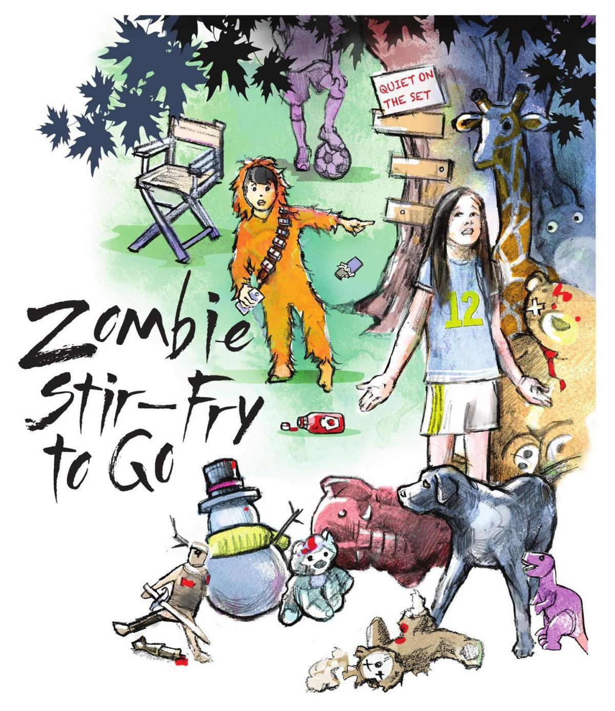 2018 Press Halloween Story Contest illustration