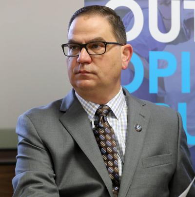 Cape May County Prosecutor Jeffrey H. Sutherland