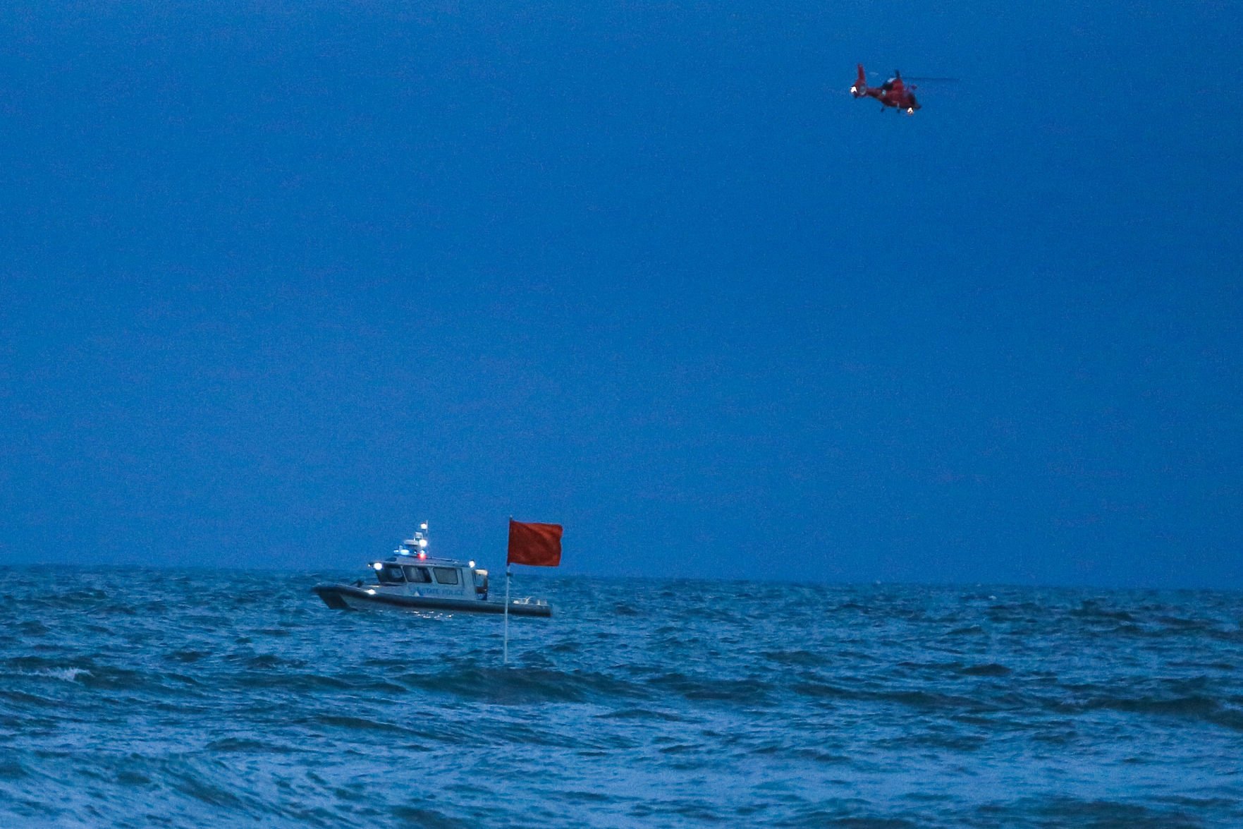 Body found on Jersey Shore beach near spot swimmer went missing