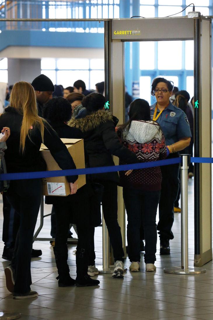 Security metal detector school - Atlantic City School Security Could Include More Metal Detectors Outreach Pressofatlanticcity Com