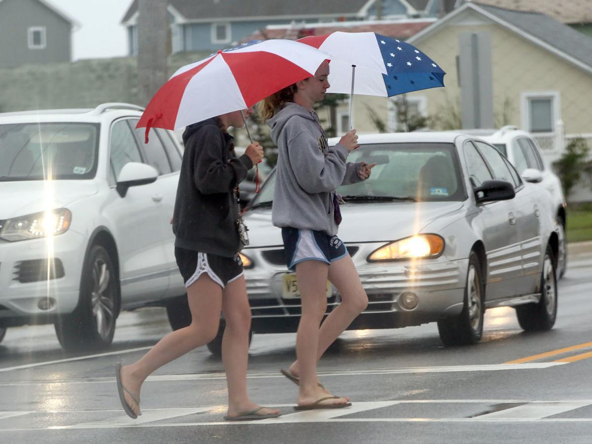Rainy Day Monday North Wildwood