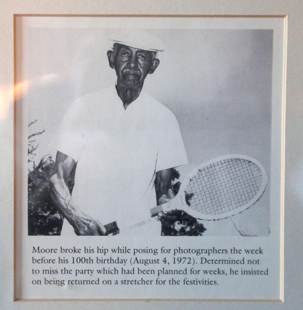 William Moore Tennis Courts