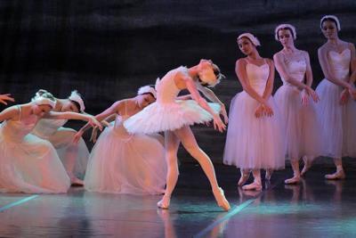 AC Ballet Swan Like