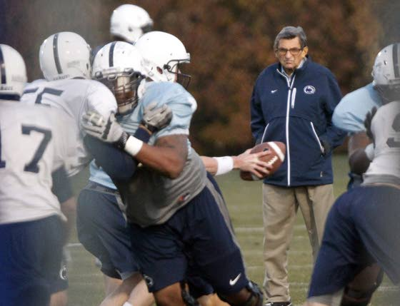 St. Augustine grad Crawford, other Penn State players try to focus on game, not scandal