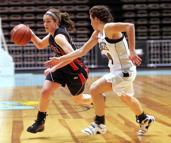 St. Joseph girls stay unbeaten with tough defense at Boardwalk Basketball Classic